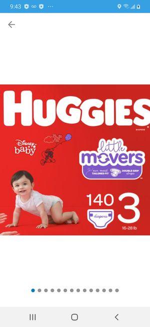 Huggies 3 4 5 for Sale in Gresham, OR