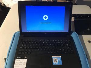 "HP Laptop 15-db0069nr 15.6"" 500GB, AMD E2, 1.5GHz, 4GB, RADEON R2 Black for Sale in Tacoma, WA"