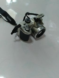 Kodak PIXPRO AX251 16MP Digital Camera 25X Optical Zoom Silver And Black TESTED for Sale in North Port,  FL