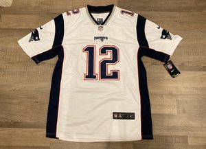 Patriots Tom Brady Jersey Size: L for Sale in Ontario, CA