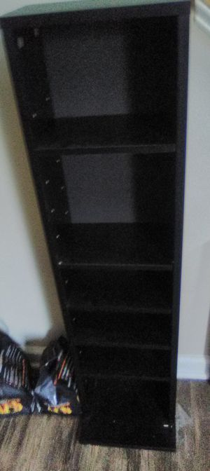 2 Black Bookshelves for Sale in Gaithersburg, MD