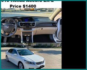 ֆ14OO_2013 Honda Accoard for Sale in San Jose, CA