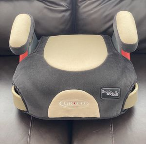 Graco Pedic Luxury Foam Backless Child Car Seat ~ Excellent Condition for Sale in Woodstock, MD