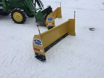 Quick attach snow blade. 5 footer snows coming! Get your order in now! for Sale in Entiat,  WA