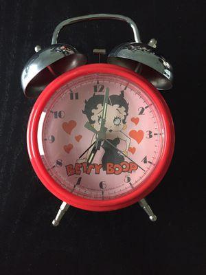 Betty Boop Alarm Clock for Sale in FL, US