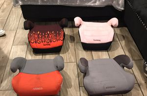 Booster seats for Sale in Riverside, CA