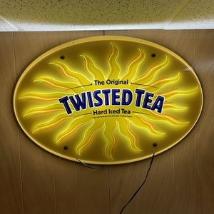 Twisted Tea Light for Sale in Wallingford, CT