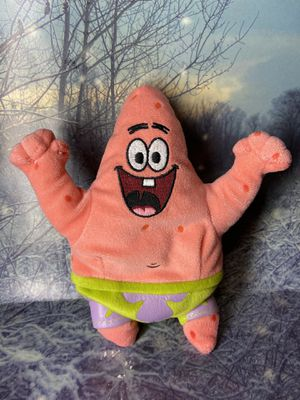"Ty Beanie Babies Patrick Star 7"" Plush for Sale in Bellflower, CA"