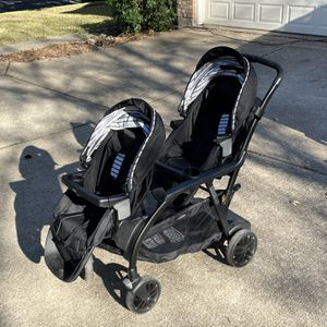 Graco Click Connect Double Stroller for Sale in Austin, TX
