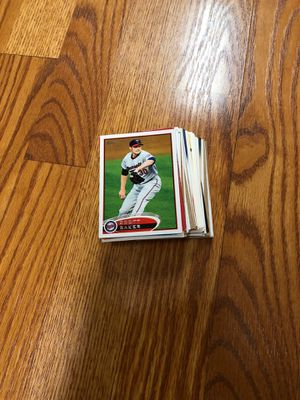 Stack of Baseball Cards for Sale in Town and Country, MO