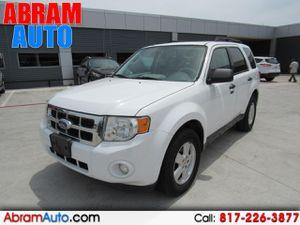2012 Ford Escape for Sale in Arlington, TX