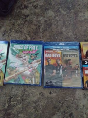 birds of prey and bad boys for Sale in Steubenville, OH