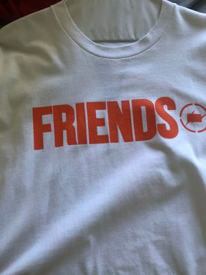 Vlone Friends long-sleeve shirt supreme for Sale in Homestead, FL