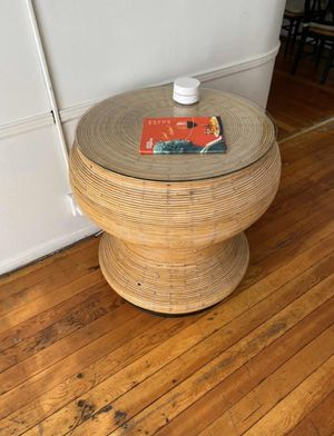 Bamboo-ish Table for Sale in Los Angeles, CA