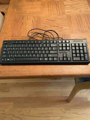 Keyboard )wired). for Sale in Troy, NY