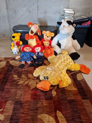 Disney Classic Stuffed Animals for Sale in Lexington, KY