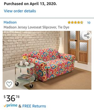 Jersey Sofa Cover for Sale in Philadelphia, PA