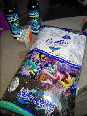Auqua tank supplies for Sale in Modesto, CA