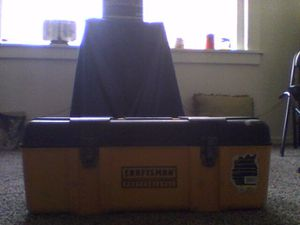 Craftsman Hvy Duty Tool Box...Great Shape for Sale in Detroit, MI