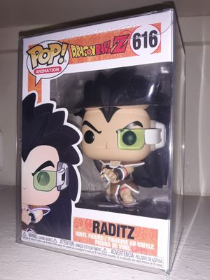 Funko Pop - Dragon Ball Z - Raditz for Sale in Los Angeles, CA