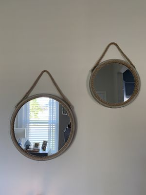 Decor wall mirrors for Sale in Forney, TX