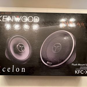 New Kenwood Excelon 6 1/2's for Sale in Houston, TX