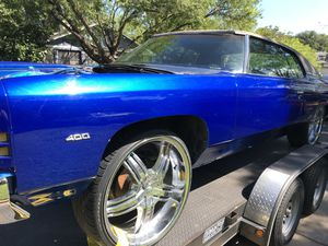 1972 Impala for Sale in Austin, TX