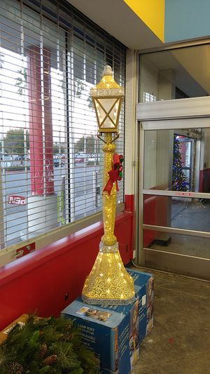 6' Floor Lamp Post with 120 LED for Sale in Ontario, CA