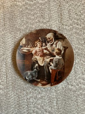 Norman Rockwell Plate for Sale in Queens, NY