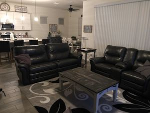 Grey power reclining sofas for Sale in Phoenix, AZ