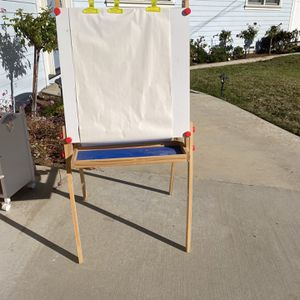 Kids Chalk, Whitboad, Painting Easle for Sale in Santa Ana, CA
