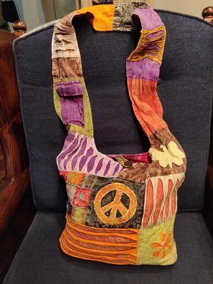 Multicolored crossbody hobo bag for Sale in Ellicott City, MD