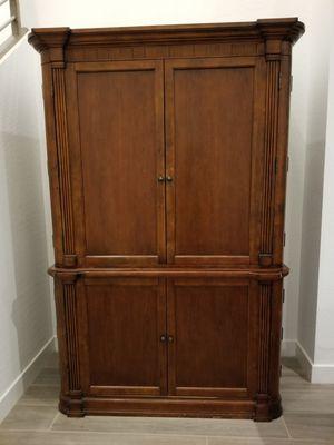 """Beautiful Office Armoire 48""""W x 26""""D x 76""""H for Sale in Buckeye, AZ"""