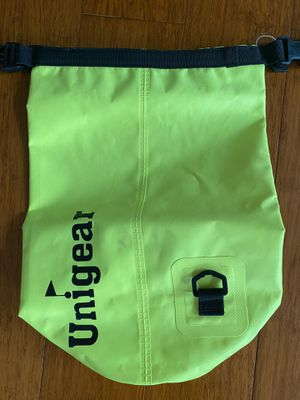 Visit the Unigear Store 4,510 Unigear Dry Bag Waterproof, Floating and Lightweight Bags for Kayaking, Boating, Fishing, Swimming and Camping $5 for Sale in Chicago, IL