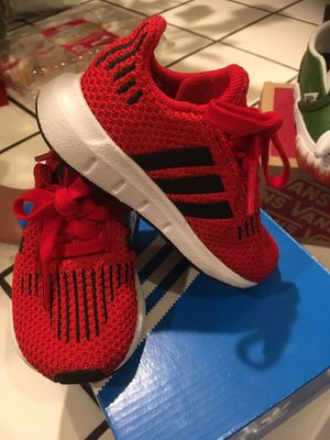 Baby Adidas Shoes Size 5 for Sale in San Jose, CA