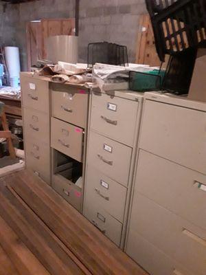 Filing cabinets for Sale in Bessemer, AL