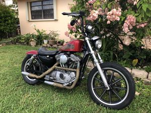 1994 Harley Davidson sportster XL1200... trades welcome.. for Sale in Hialeah, FL