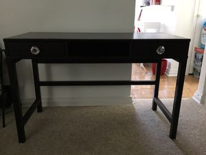 Wooden desk for Sale in Queens, NY