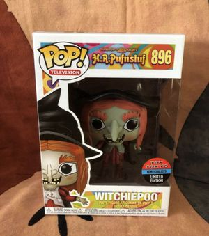 Witchiepoo Funko pop never open for Sale in Redlands, CA
