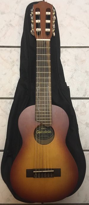 Yamaha GL1 Guitalele w/ Soft Case for Sale in San Diego, CA