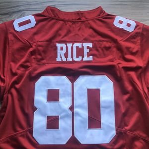 NEW! 🔥 Jerry Rice #80 San Francisco 49ers NFL Nike Jersey + Size Medium + SHIPS OUT TODAY! 📦💨 for Sale in San Francisco, CA