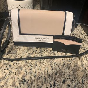 Kate Spade Purse And Card Holder for Sale in Baltimore, MD
