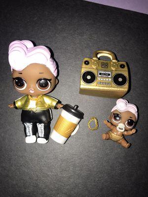 Lol dolls series 2 Dj and lil dj for Sale in Portland, OR