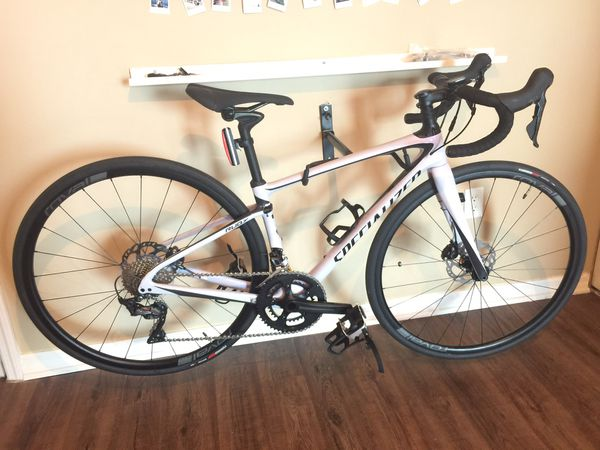 """2017 Specialized Comp 44"""" Womans Road Bike"""