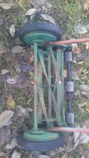 Antique push mower for Sale in Kingsport, TN
