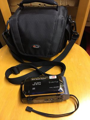 JVC Camcorder. for Sale in Manassas, VA