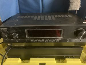 Sony Stereo Receiver for Sale in Grand Prairie, TX