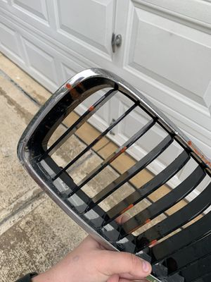 Left Black and Silver Kidney Grill for Bmw 435i for Sale in Matthews, NC