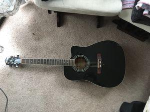 Black 6 string Ibanez for Sale in Vista, CA