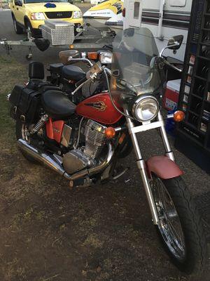 1997 Suzuki savage 650 Motorcycle for Sale in LEWIS MCCHORD, WA